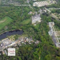 Luftbild Sanssouci