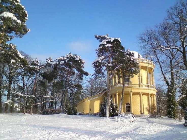 Klausberg Belvedere Sanssouci