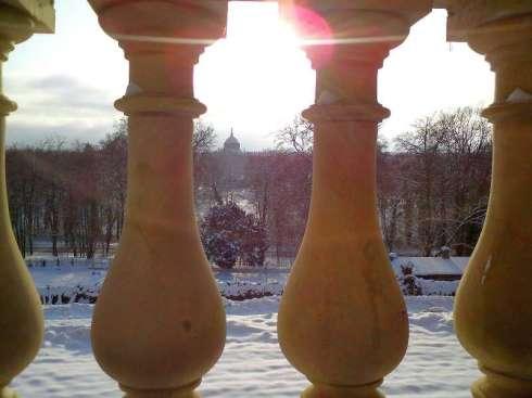 Winter in Sansouci
