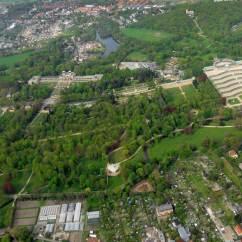 Luftbild Potsdam Sanssouciblick