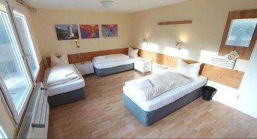 Quartier Potsdam Hostel - Kategorie 4 bett Zimmer Dorms