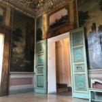 Innenraum im Palazzo Gallenga
