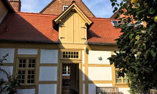 Das Jan Bouman Haus – erstes städtische Siedlungshaus