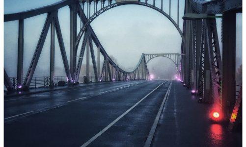 Die Glienicker Brücke