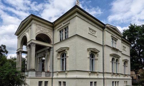 Die Villa Francke