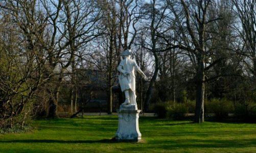 Statuen in Potsdam – Friedrich II.