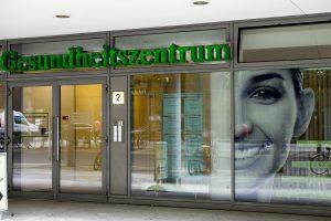 Gesundheitszentrum Ärztehaus am Potsdamer Platz