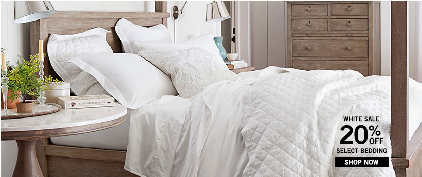 bedding & bed sheets | pottery barn