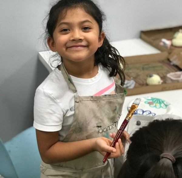 Cordovan Art School offers classes from ages 4 to 104!