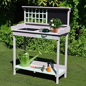Pleasing Outdoor Potting Benches Shop Gmtry Best Dining Table And Chair Ideas Images Gmtryco