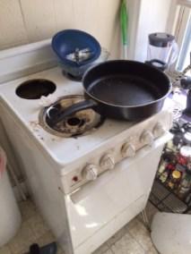 Damaged Appliances