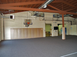 Pottsville Housing Authority Warehouse & Recreation Center