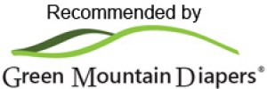 Potty Pail is Recommended By Green Mountain Diapers