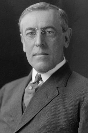 28th President Woodrow Wilson
