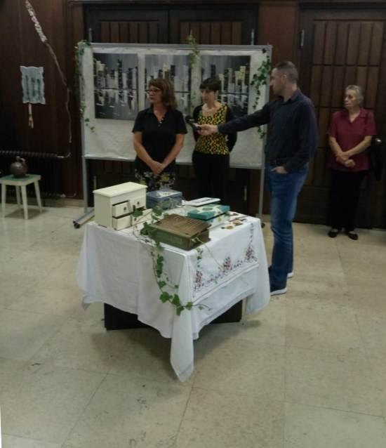 KREATIVNI DUŠEVNI MIR Jadranka Baburić-Štimac odbačenim predmetima daje novu svrhu