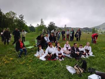 Najmlađi folkloraši & TESLA in Lika, Stupačinovo