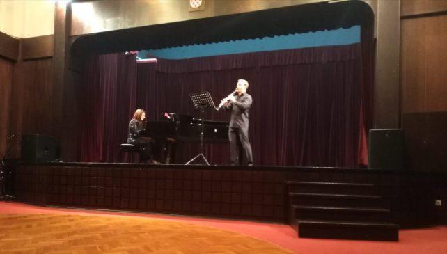 KONCERTNI DUO MARINA MATOLIĆ, klavir & DAVOR REBA,klarinet