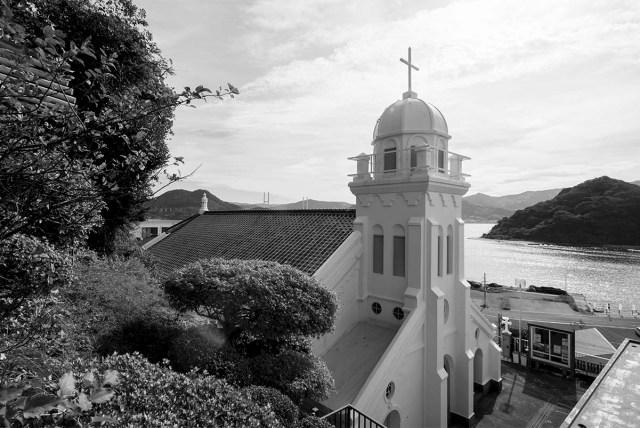 「神ノ島教会 3 」長崎