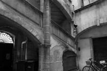 「トラブール#03(中庭) /Traboule #3(courtyard) 」  (リヨン・フランス)