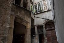 「トラブール#05(中庭) /Traboule #05(courtyard)」 (リヨン・フランス)