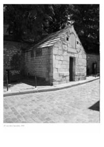 Atget 47 rue des Cascades,1901 オリジナル 000-100 作業
