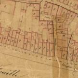 Cadastre de Morlaix en 1833