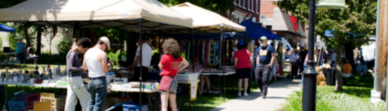 Fall Town Wide Yard Sale Planned!