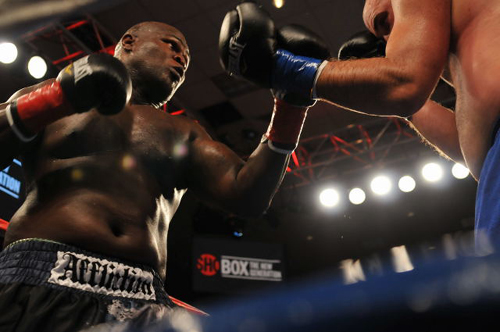 James Lights Out Toney