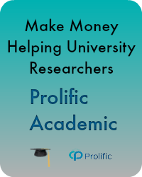 Prolific Academic banner