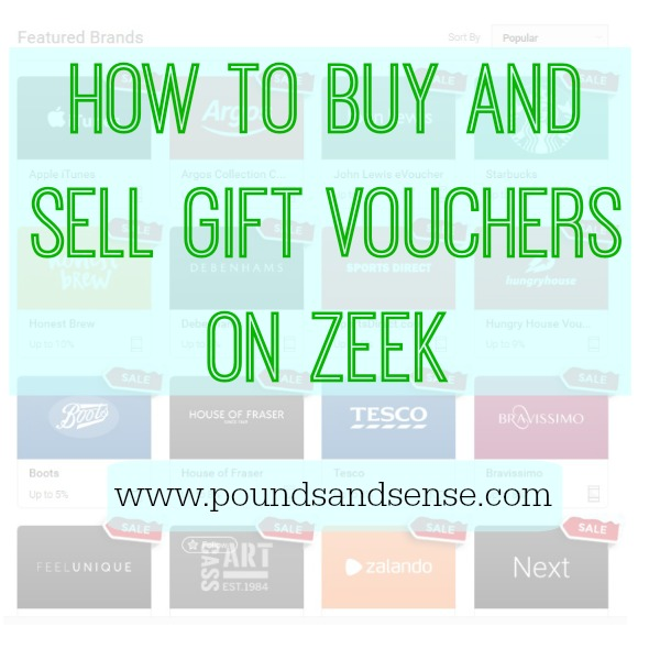How to Buy and Sell Gift Vouchers on Zeek