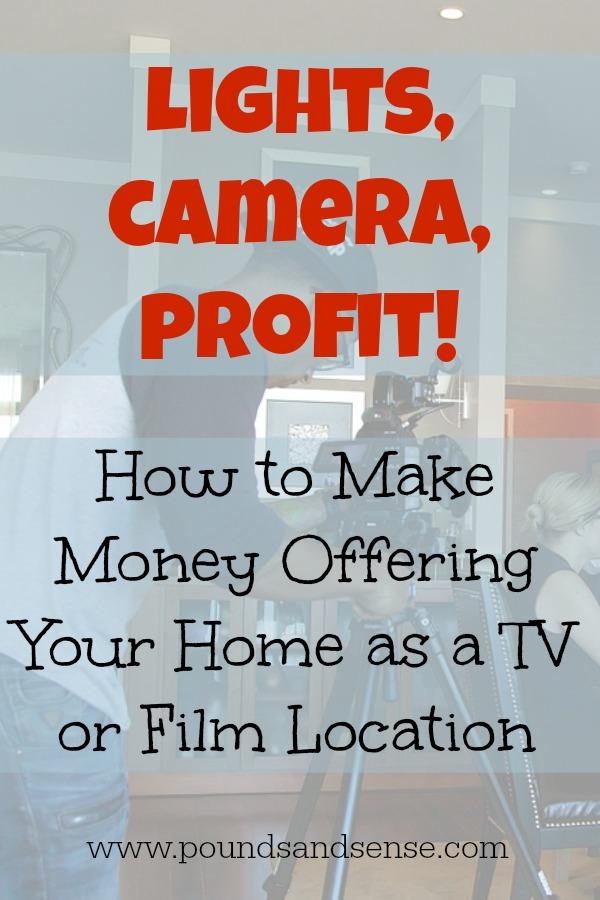 Lights, Camera, Profit!