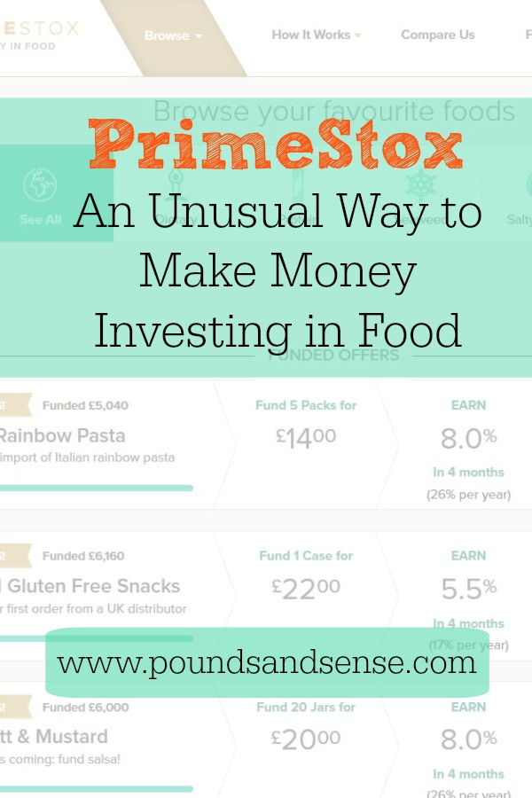 PrimeStox - An Unusual Way to Make Money Investing in Food