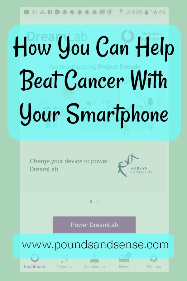 How You Can Help Beat Cancer With Your Smartphone