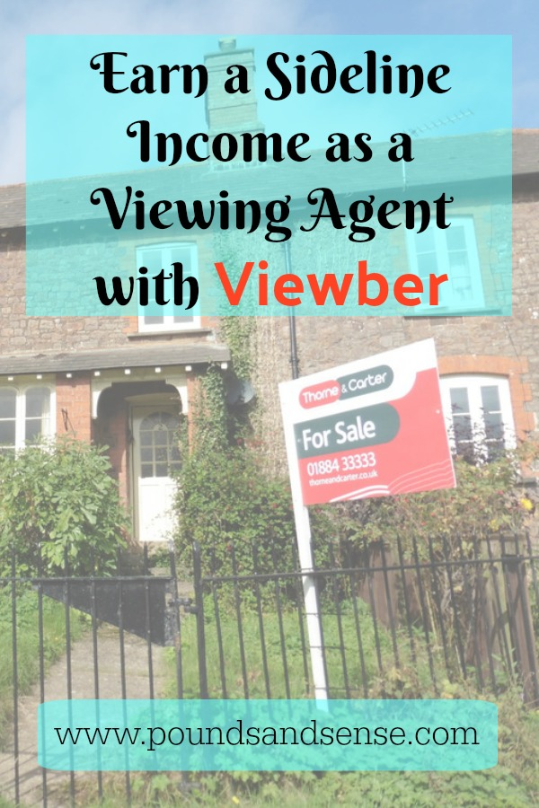 Earn a Sideline Income as a Viewing Agent with Viewber