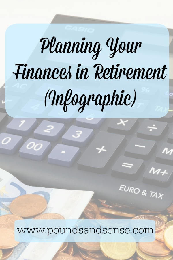 Planning Your Finances in Retirement (Infographic)