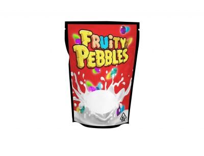Fruit Pebbles Mylar Sticker