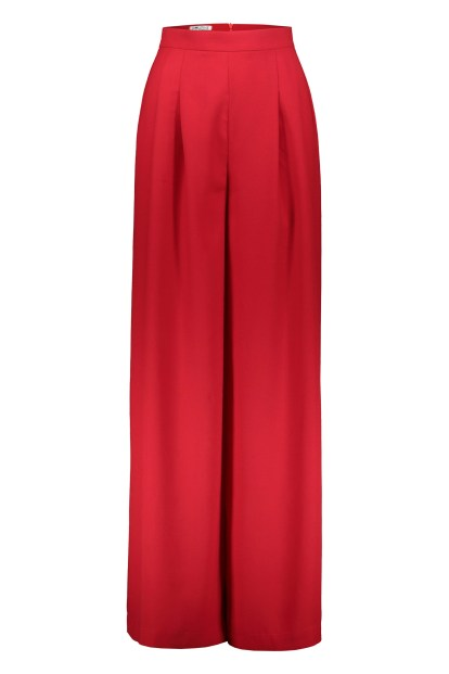 Poupine red trousers