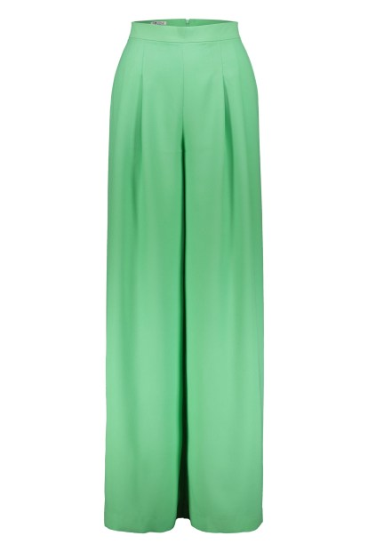 Poupine green trousers