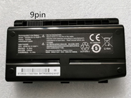 Batterie pour GETAC GE5SN-00-01-3S2P-1 GE5SN-03-12-3S2P-1
