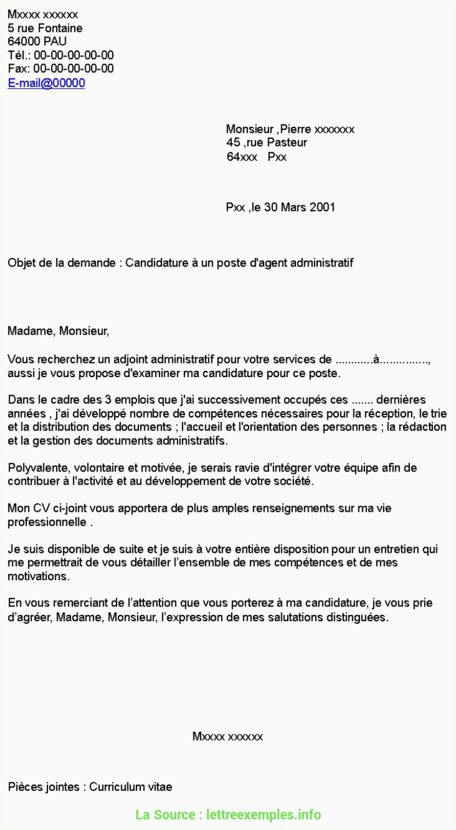 Lettre De Motivation Dominos Dernier Lettre Motivation