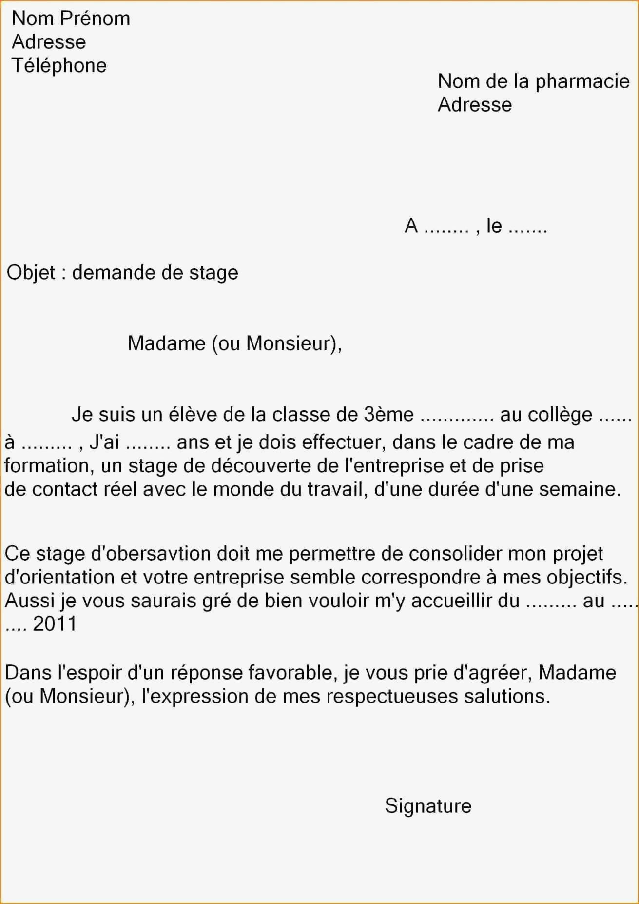 Lettre De Motivation Premier Emploi Lettre De Motivation