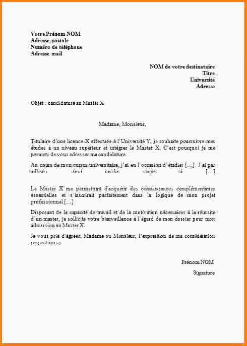 60 Lettre De Motivation Reconversion Secretaire