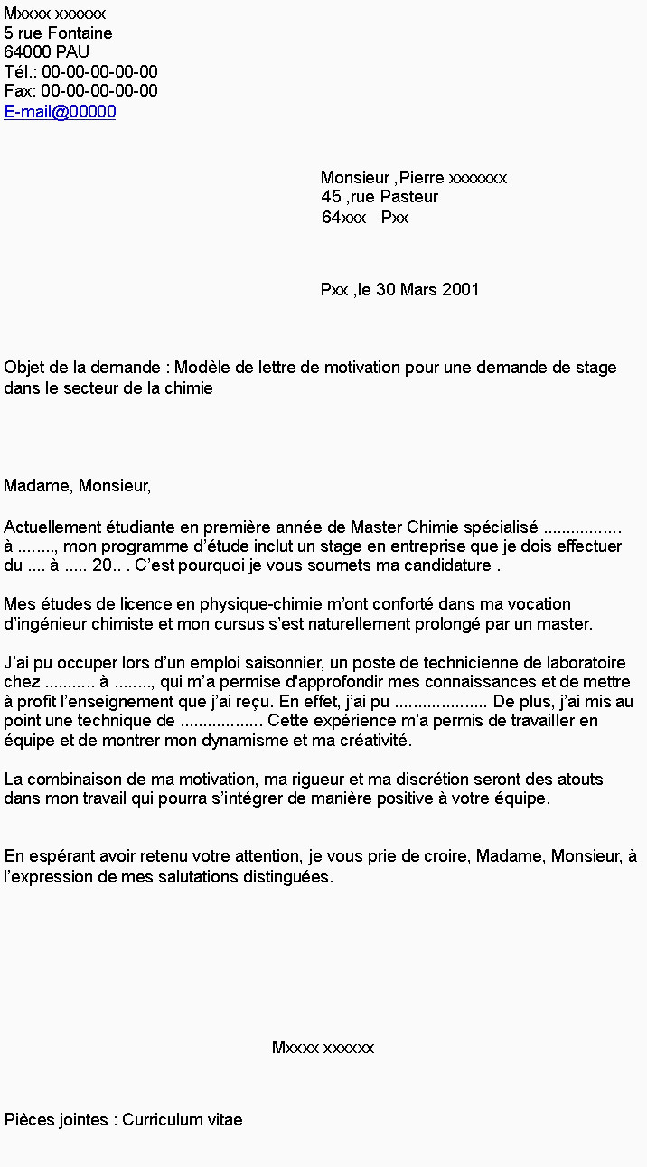 Lettre De Motivation Stage 3eme Commerce Lettre De Motivation Stage Electricien Nouveau Lettre De Motivation