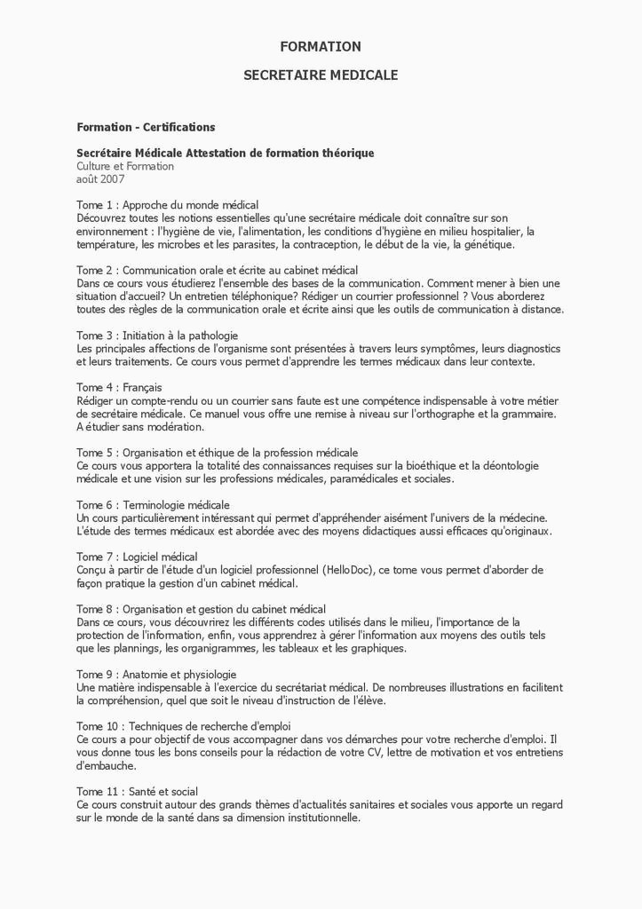 lettre de motivation vae exemple lettre motivation formation secretaire ptable modele cv
