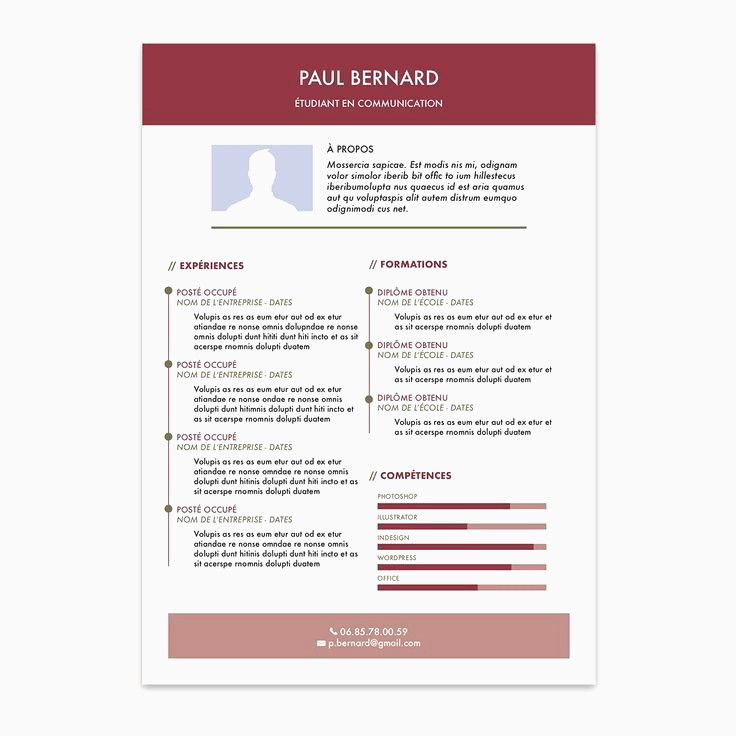 lettre motivation suisse exemple de cv agent administratif