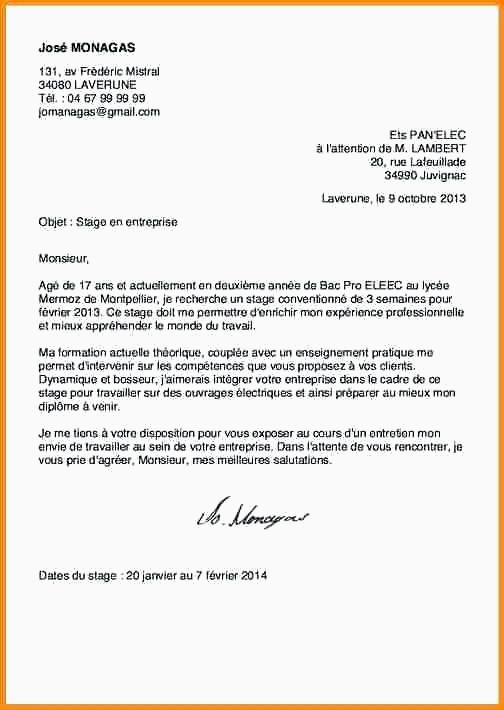 Stage Immersion En Entreprise Pole Emploi 30 Lettre De Motivation formation Cesf