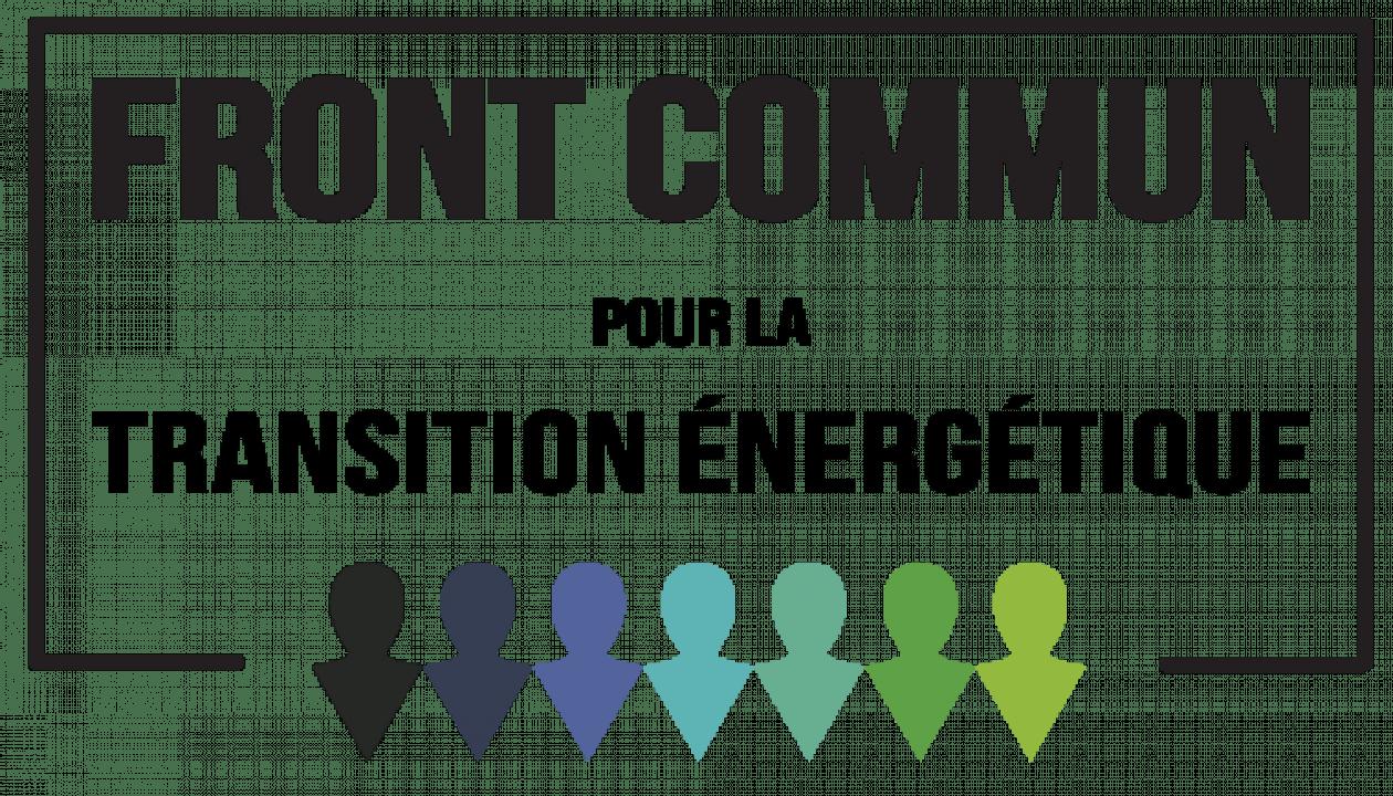Logo Front commun pour la transition énergétique