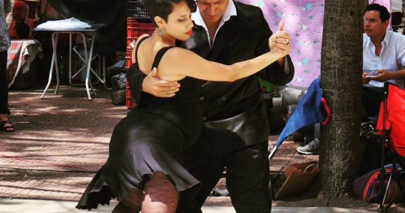 Sur un air de tango 1