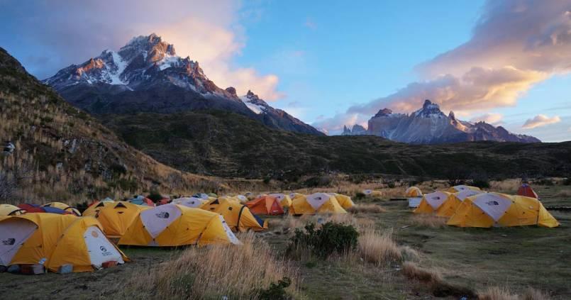 Joie d'offrir plaisir de recevoir à Torres Del Paine 1