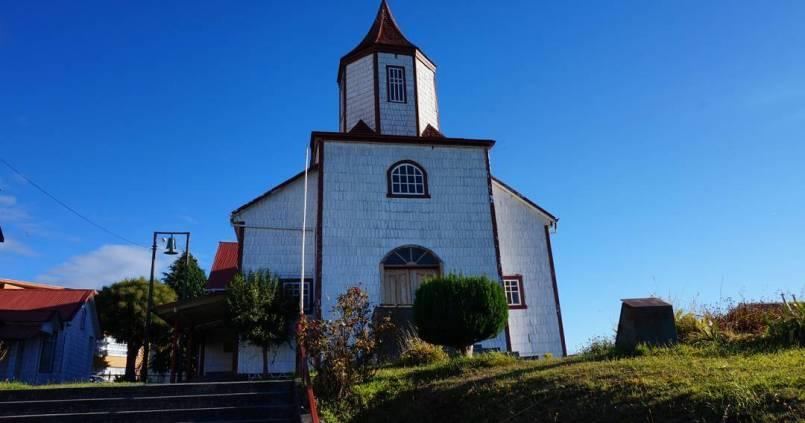 L'ile de Chiloé et ces eglises en bois ⛪ 1